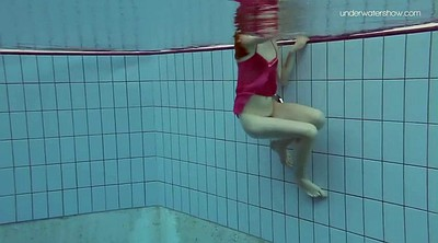 Teen solo, Anna, Swim, Underwater, Swimming, Swimming pool