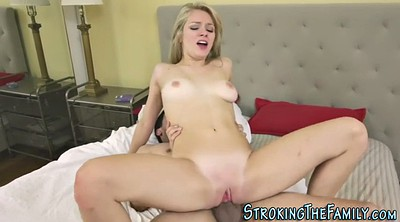 Big creampie, Riding creampie