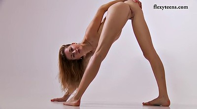 Flexible, Naked, Thin, Naked body