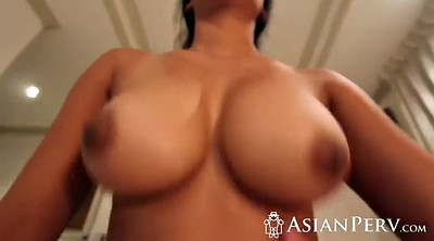 Breasts, Asian huge