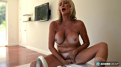 Mature solo, Granny solo, Mature masturbating
