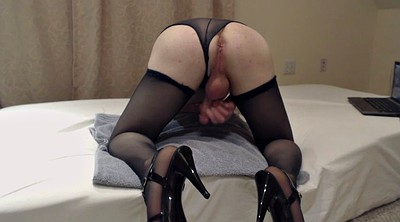 Stockings heels, Stocking