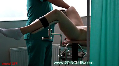 Latex, Gloves, Latex bdsm, Gynecology, Latex gloves, Chair