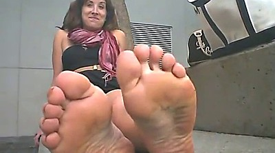 Foot worship, Sole