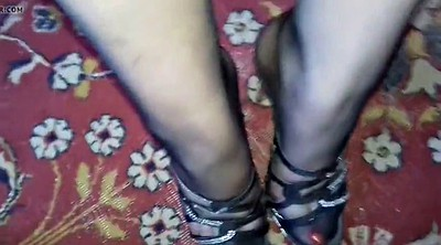 Foot job, Pantyhose feet, Black pantyhose, Pantyhose cum, Pantyhose foot job, Cum feet