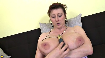 Big boobs, Czech, Czech mature