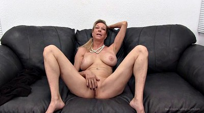Mature strip, Mature masturbating