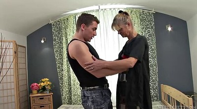 Granny anal, Old lady