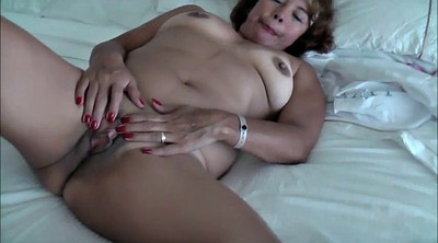 Mature solo, Asian mature