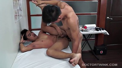 Doctor, Twink, Doctor gay, Doctor anal