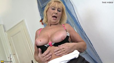 Old young, Mature tits