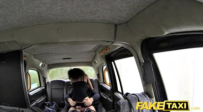 Fake taxi, Black girl