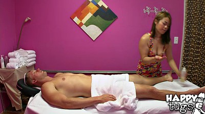 Asian massage, Thick cock