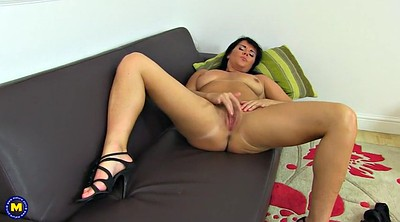 British, Mature amateur, British wife