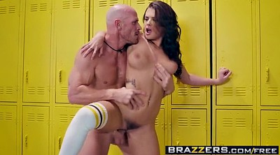 School, Sport, Brazzers, Locker room