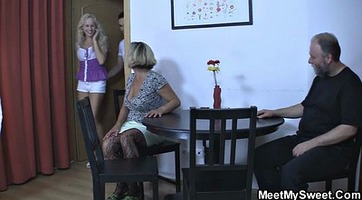 Young girls, Mom taboo, Mature mom