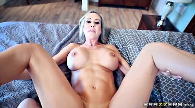 Brazzers, Big boobs, Brandi love, Big boobs licking, Boobs licking, Mommy anal
