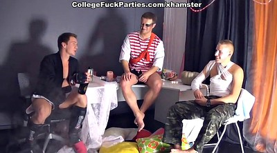 Russian party, College party, Anal orgy