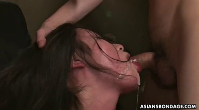 Japanese bdsm, Japanese deep, Japanese deep throat, Japanese threesome, Anna, Japanese orgasm