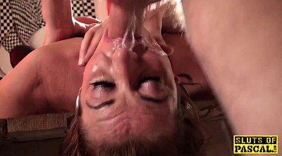 Pee mouth, Mouth fuck, Big tits fuck, Spank pussy, Soft tits