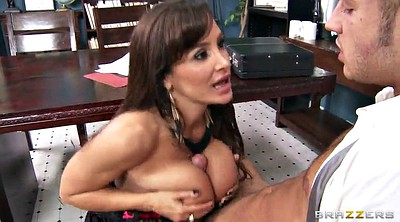 Lisa ann, Long hair, Ups, Anne