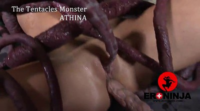 Monster, Tentacle, Tentacles