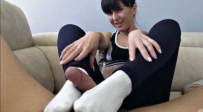Foot job, Socks, Sock, Sock feet, Foot job, Feet job