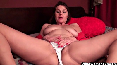 Mature pantyhose, Pantyhose mature, Horny mom, American, Mom pussy