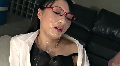 Japanese office, Japanese bukkake, Asian office, Work, Japanese facial