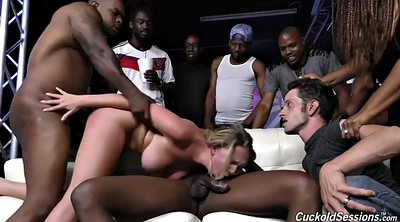 Gangbang wife, Brooke wylde, Club, Wife black, Whole, Interracial gangbang