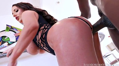 Vintage interracial, Angela white