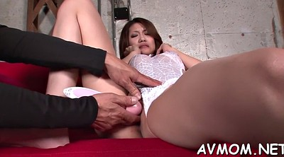 Japanese mature, Japanese milf, Cream, Blindfold