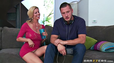 Alexis fawx, Danny d, Danny, Busty mom, Big tit mom, Alexi fawx