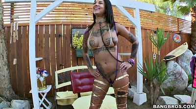 High, Outdoors, Poses, Heels solo, Bonnie rotten, High-heeled