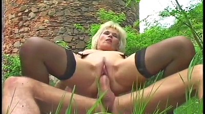 Mature, Young old, Old mature, Granny blonde
