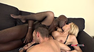 Lick wife, Husband wife, Husband watch, Black wife, Husband watching, His wife