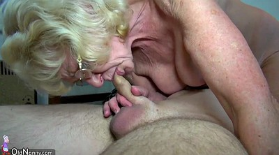 Young and old, Skinny granny, Skinny girl, Bbw old
