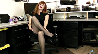 Office boss, Milf boss