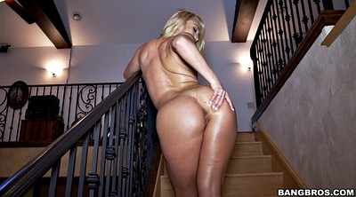 Applegate, Ass tease, Ass solo, Stairs