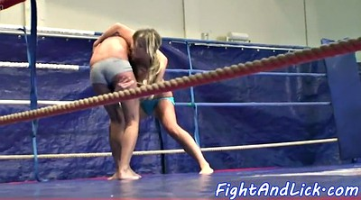 Wrestling, Fight, Lesbian fight, Cat