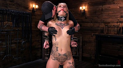 Abuse, Abused, Bound, Gag, Bound tits