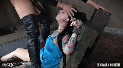 Bound, Shemale bdsm, Teen bdsm, Gagging