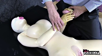 Latex, Doll, Latex fuck