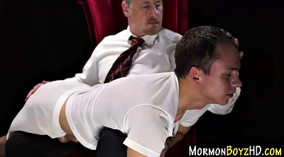 Mormon, Spanking gay, Spanking ass