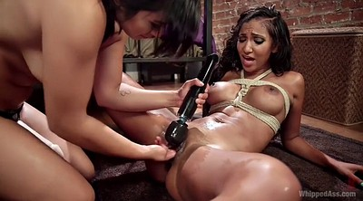 Black asian, Lesbian ass fingering, Asian bondage