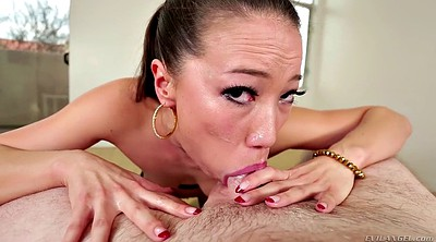 Kalina ryu, Asian big cock, Push, Bobs