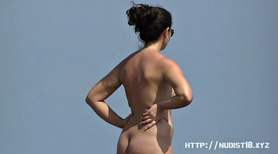 Nudist, Outdoor, Sun