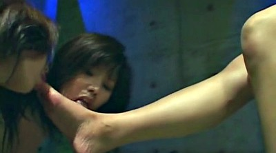 Feet, Foot worship, Asian foot, Asian femdom, Lesbian worship, Lesbian feet worship
