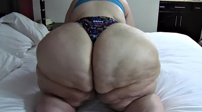 Bbw solo, Ass solo, Shaking