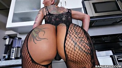 Solo big ass, Fishnet